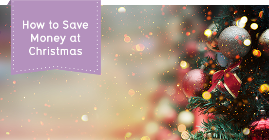 how to save at christmas
