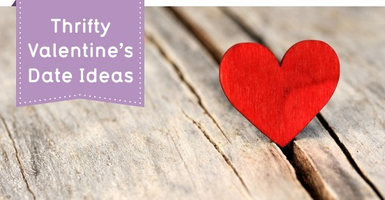 10 Ways to Treat Your Valentine on a Budget