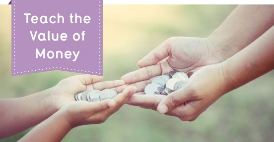 How To Teach Your Children the Value of Money