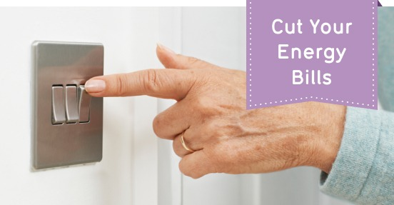 6 Steps To Help Cut Your Energy Bills
